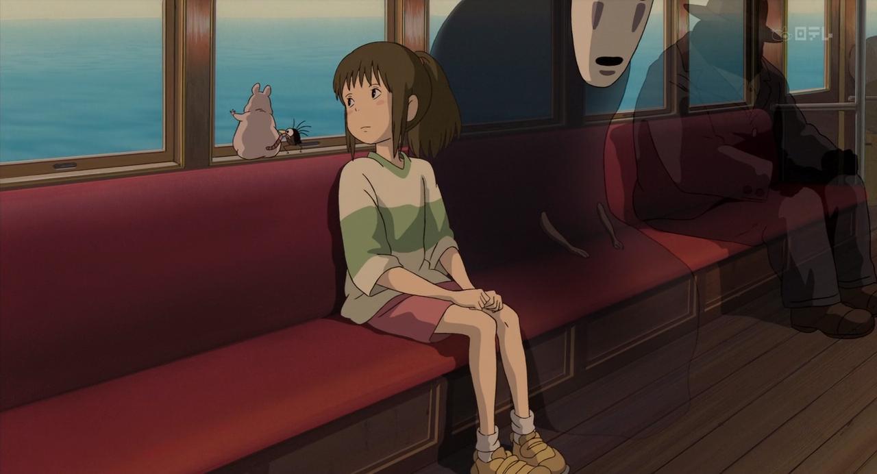 el viaje de chihiro sub